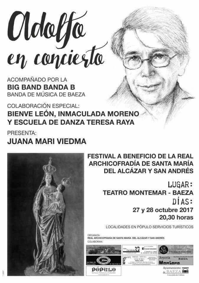 Big Band - Banda B - Adolfo en Concierto