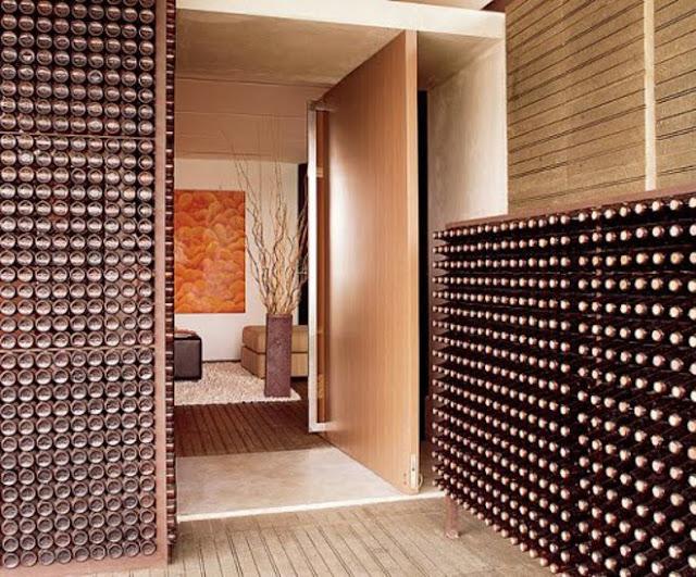 Mengintip Rumah Ridwan Kamil yang Terbuat dari 30 Ribu Botol