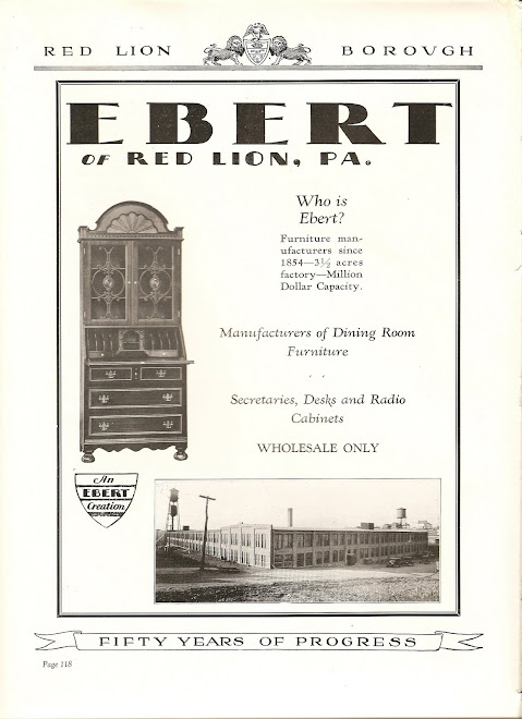 Ebert Furniture 1930