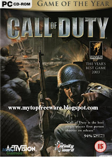 Call of Duty 1 Game