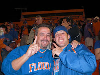 South Florida digital and social media expert Al Quintana of The Digital Raindance uploaded fan photo to Facebook amidst the celebration when Tim Tebow led the Gators to the 2009 National Championship
