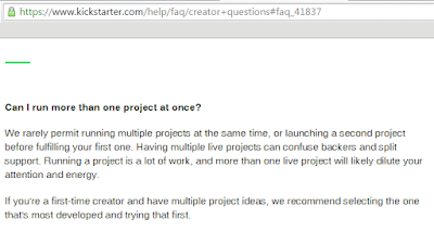 Can you run more than one project?