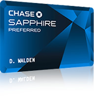 Chase Sapphire Preferred Fast Food