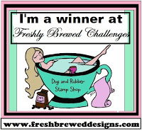 Winner Fresh Brewed Design