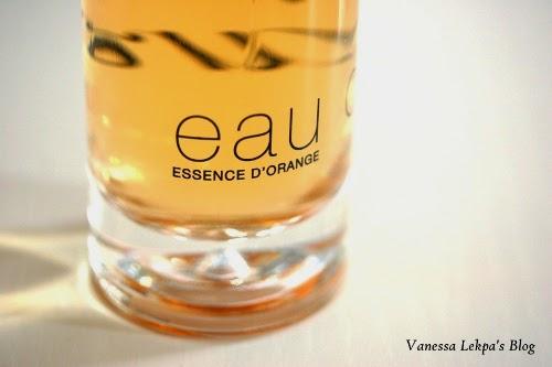 parfum mixte de cartier essence d'orange , zeste d''été, eau pour l'été , parfum pour deux