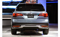 Enjoy the Luxurious of New Acura MDX