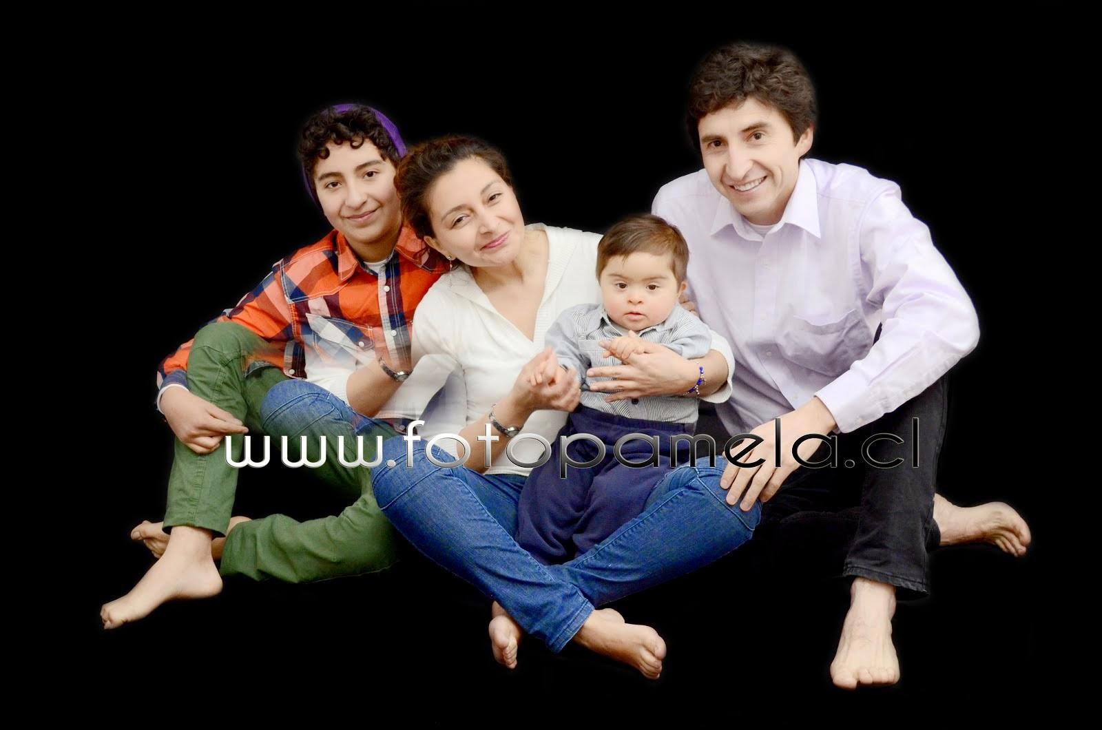 SESION FAMILIAR CON BEBE CHILE
