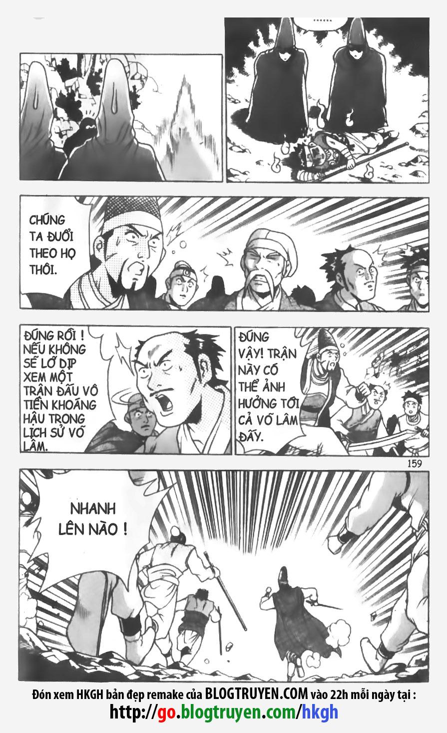 Hiệp Khách Giang Hồ chap 151 page 10 - IZTruyenTranh.com