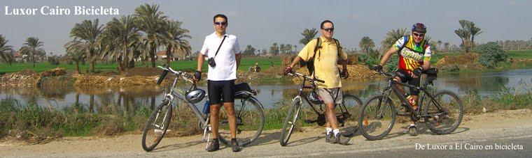 Luxor Cairo Bicicleta