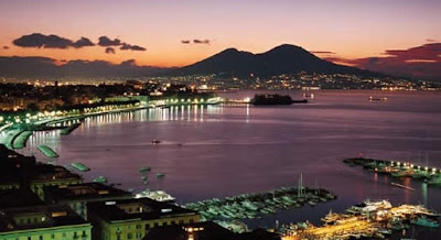 (Italy) –  Bay Of Naples