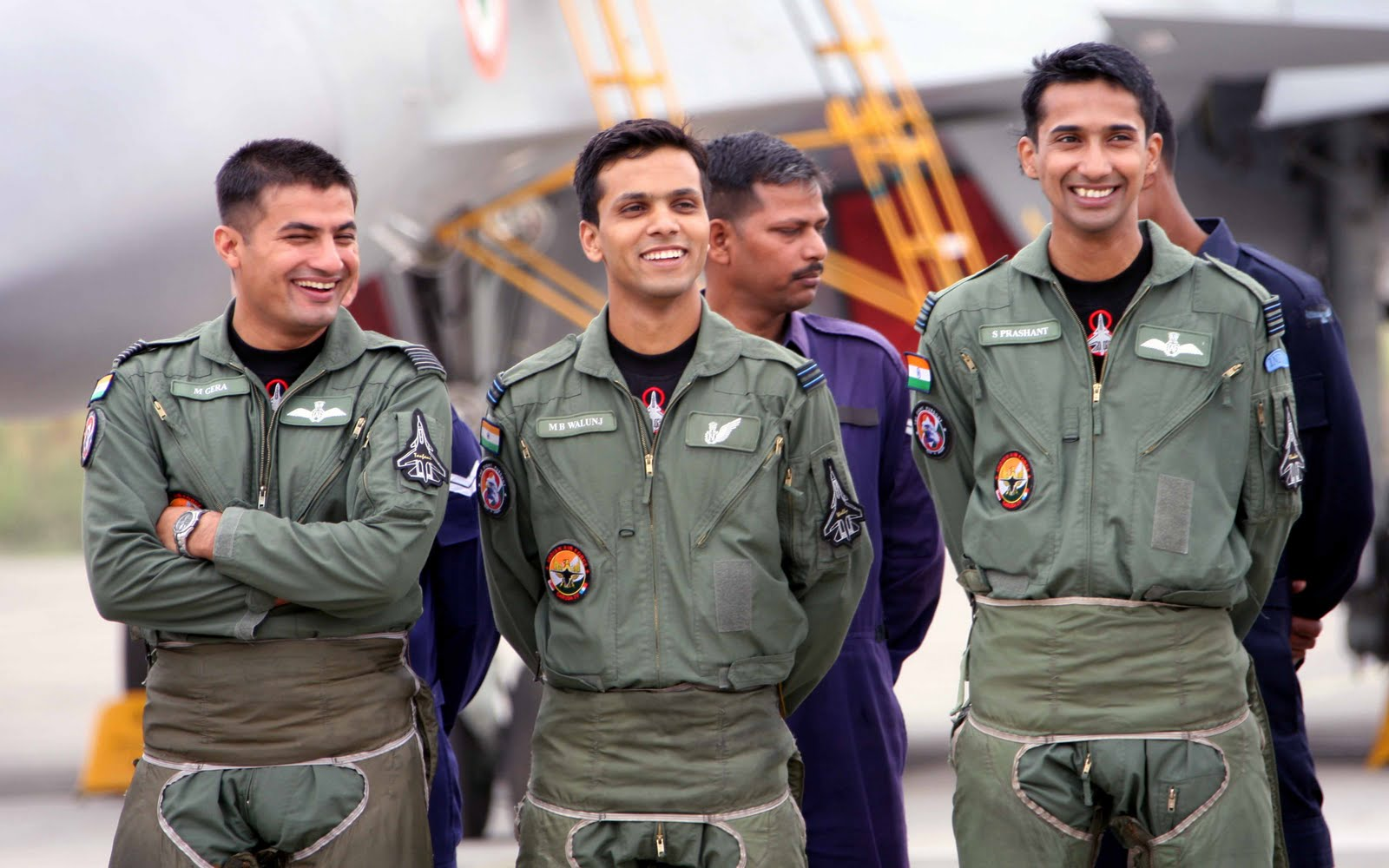 Army, Navy or the Air ... Indian Army Officer Dress Code
