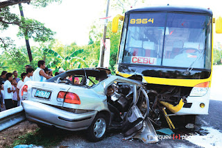 Alcoy Bus Accident
