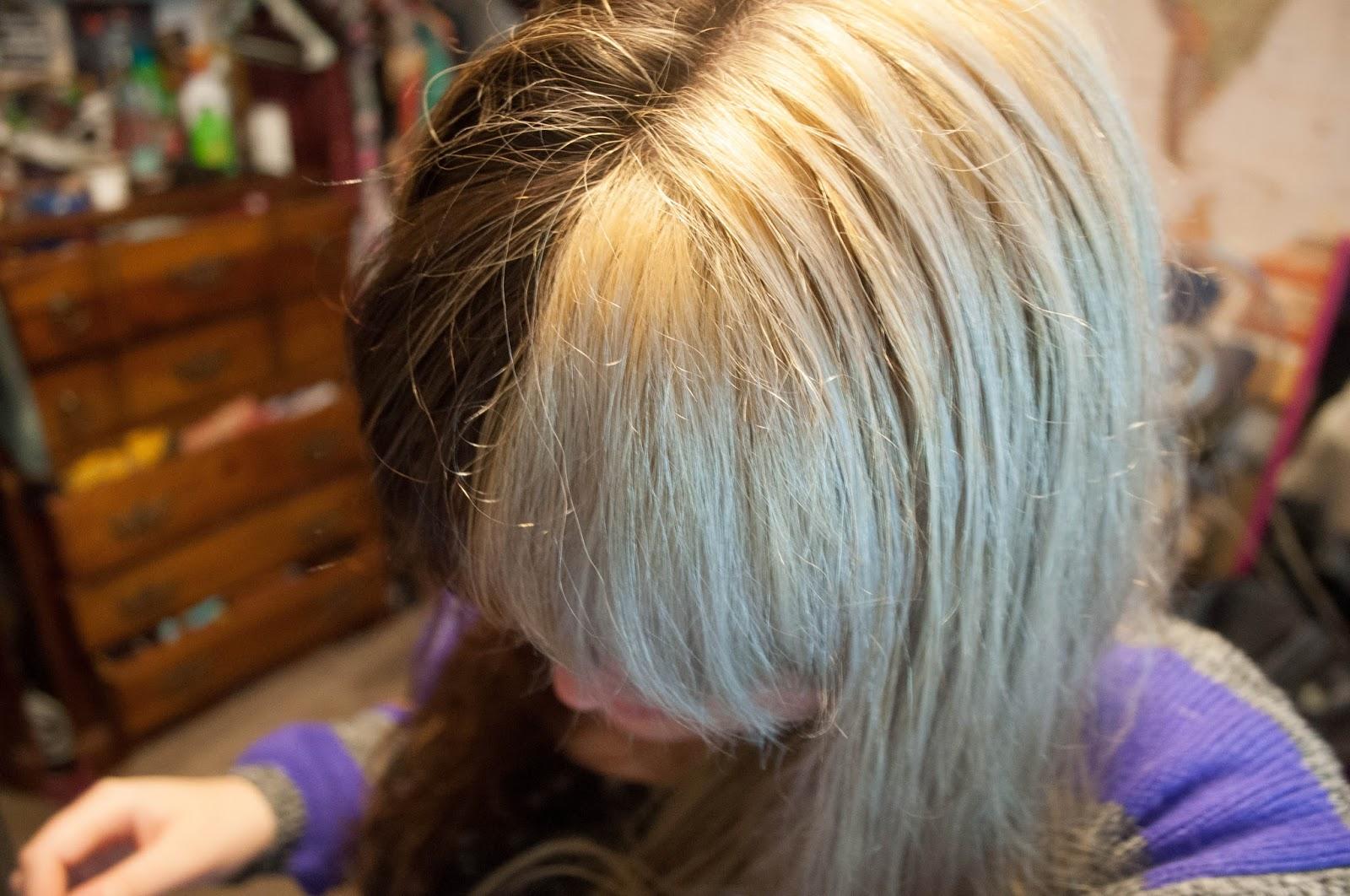 Rachael Dowd: A Northwest Dweeb: Hair, Hair, So Much Hair.