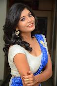 Bindhu latest sizzling saree pics-thumbnail-14