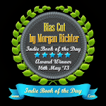 Indie Book of the Day Award for BIAS CUT