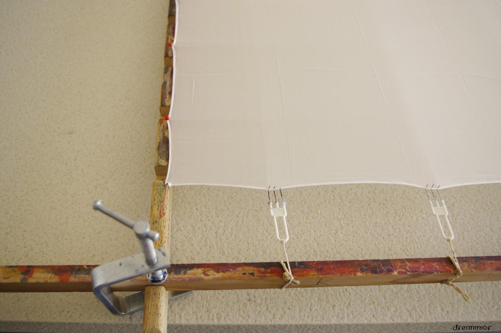 Como hacer... Pintar pañuelo seda (técnica agua I) | Dreammor