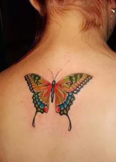Significado de tatuagens de borboletas