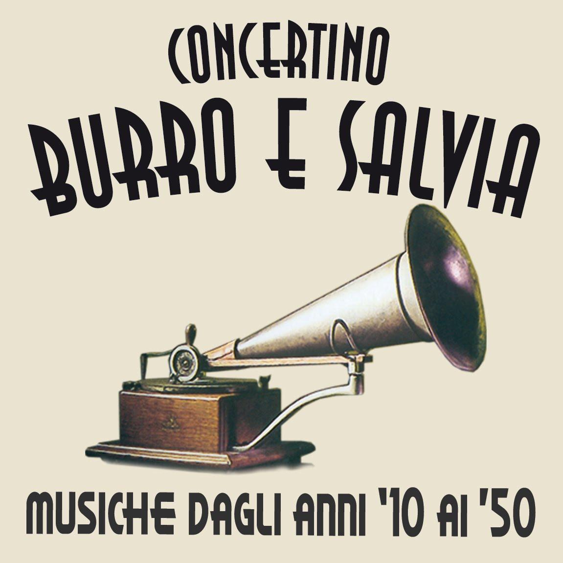 Il Concertino Burro e Salvia