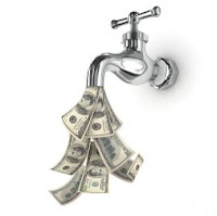 flow money like water