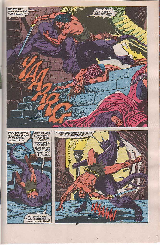 Conan the Barbarian (1970) Issue #240 #252 - English 14