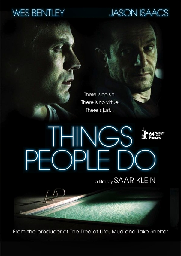 Póster de Things People Do, de Saar Klein