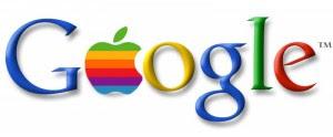 Apple Google Logo Image