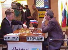 Khalifman - Kasparov