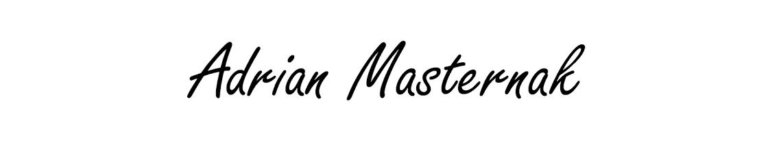 Adrian Masternak