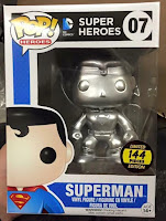 Funko Pop! Silver Superman