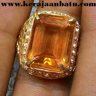 YELLOW CITRINE KOTAK KODE KB307