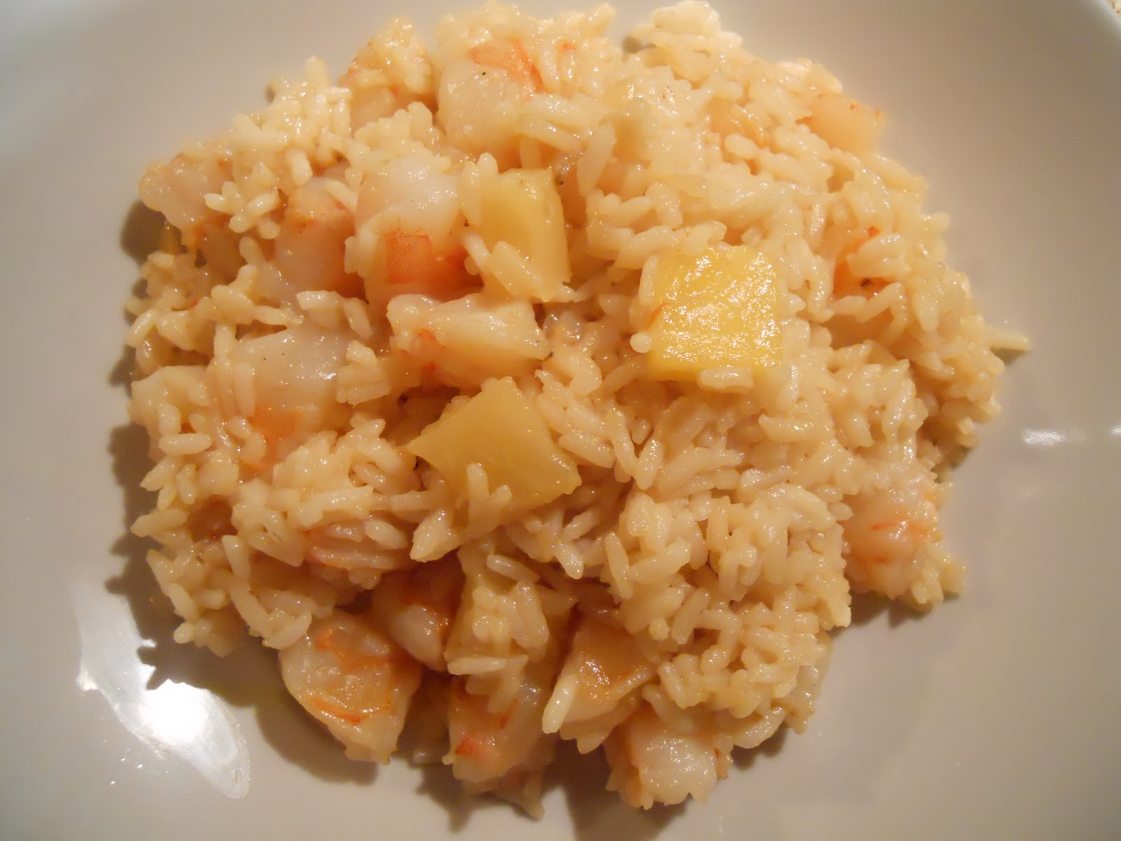 See Aimee Cook: Pineapple Shrimp Fried Rice