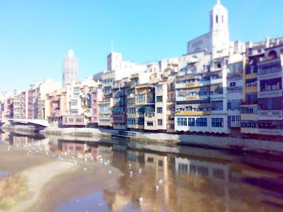 Cases penjades in Girona