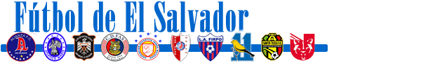 FUTBOL DE EL SALVADOR