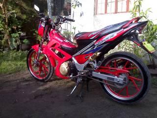 Suzuki Raider 150 favorit motorcycle modifikasi.jpg