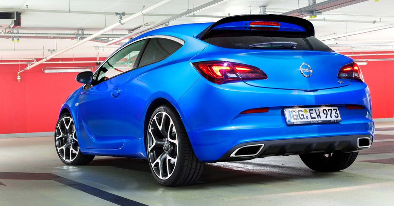 2013 opel astra opc with direct injection auto car news. Black Bedroom Furniture Sets. Home Design Ideas