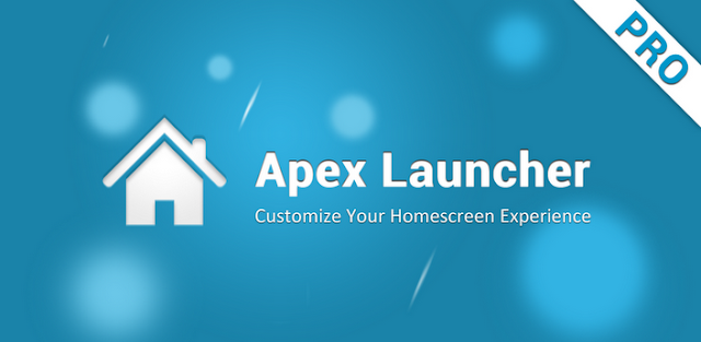 Apex Launcher Pro 2.3.3 APK