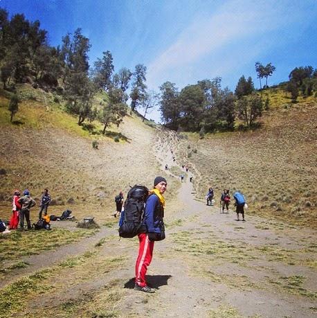 Manfaat Dari Hobi Mendaki Gunung