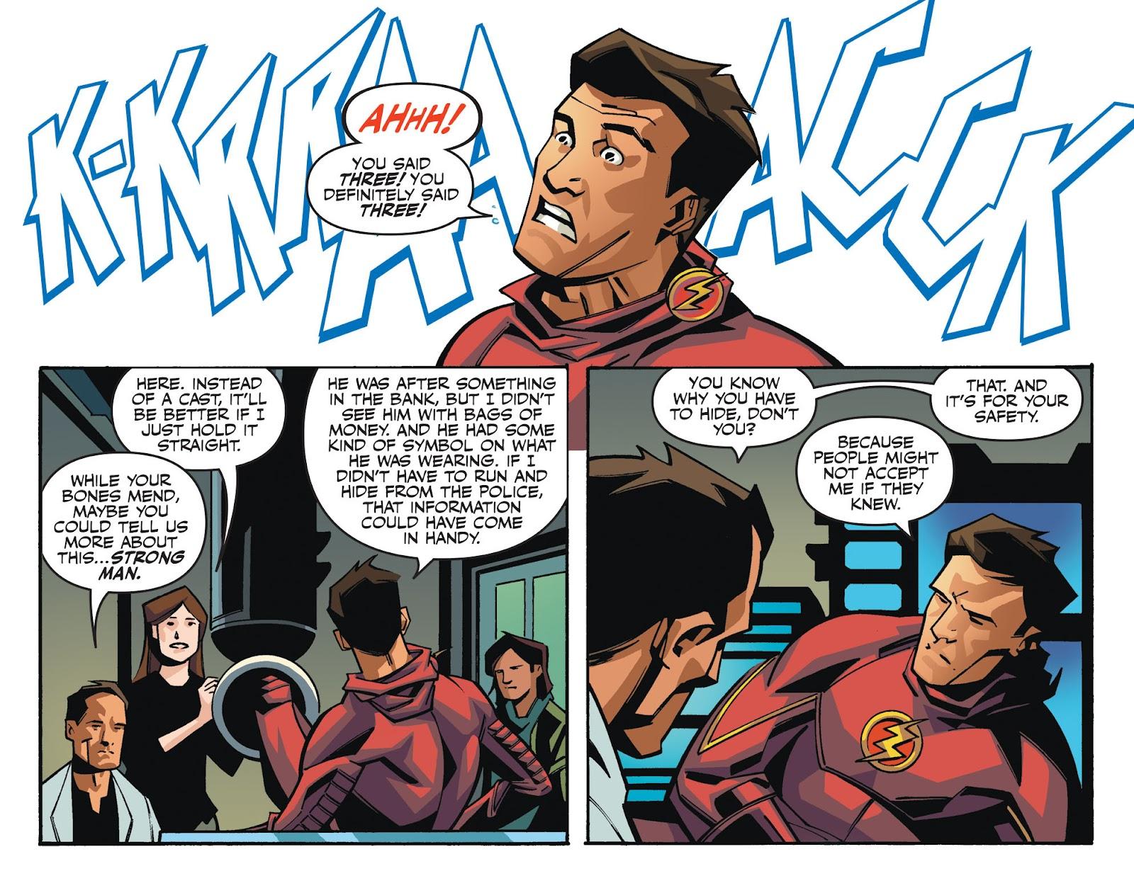 The Flash: Season Zero [I] Issue #2 #2 - English 5