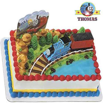 Learn how to make this gorgeous James the train Thomas Friends and Coal Car Cake Topper for kids