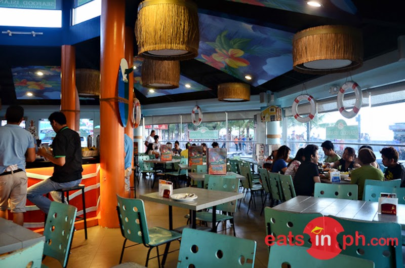 Blackbeard's Seafood Island Restaurant