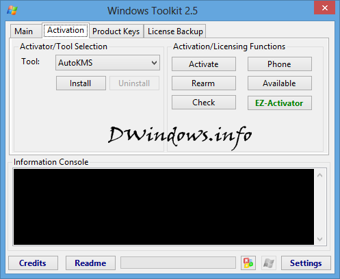 Microsoft Toolkit 2.5 Final | Windows Office Activator