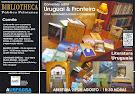Conversa sobre Uruguai & Fronteira ocorre dia 25 de agosto