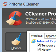 CCleaner 4.12.4657 softwikia
