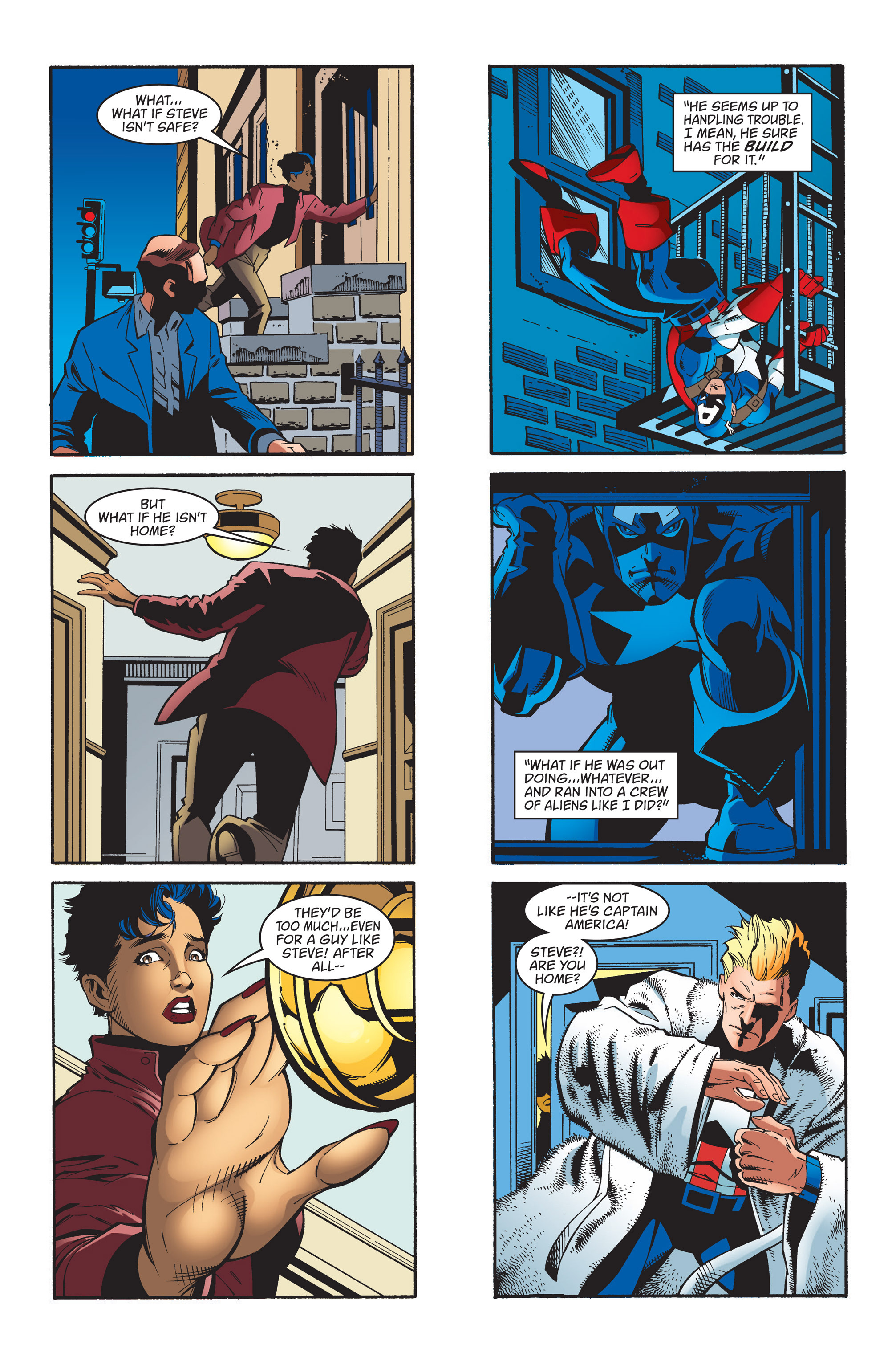 Captain America (1998) Issue #36 #43 - English 6