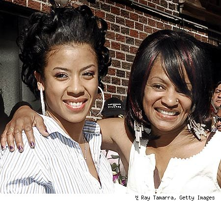 Keyshia Cole's Mom ARRESTED!
