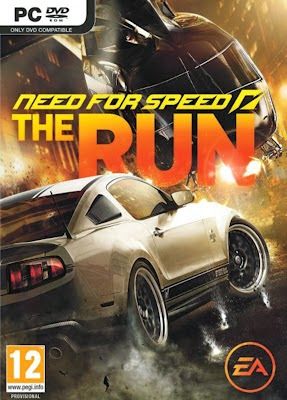 Need For Speed The Run PC Game