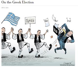 Το σκίτσο των New York Times