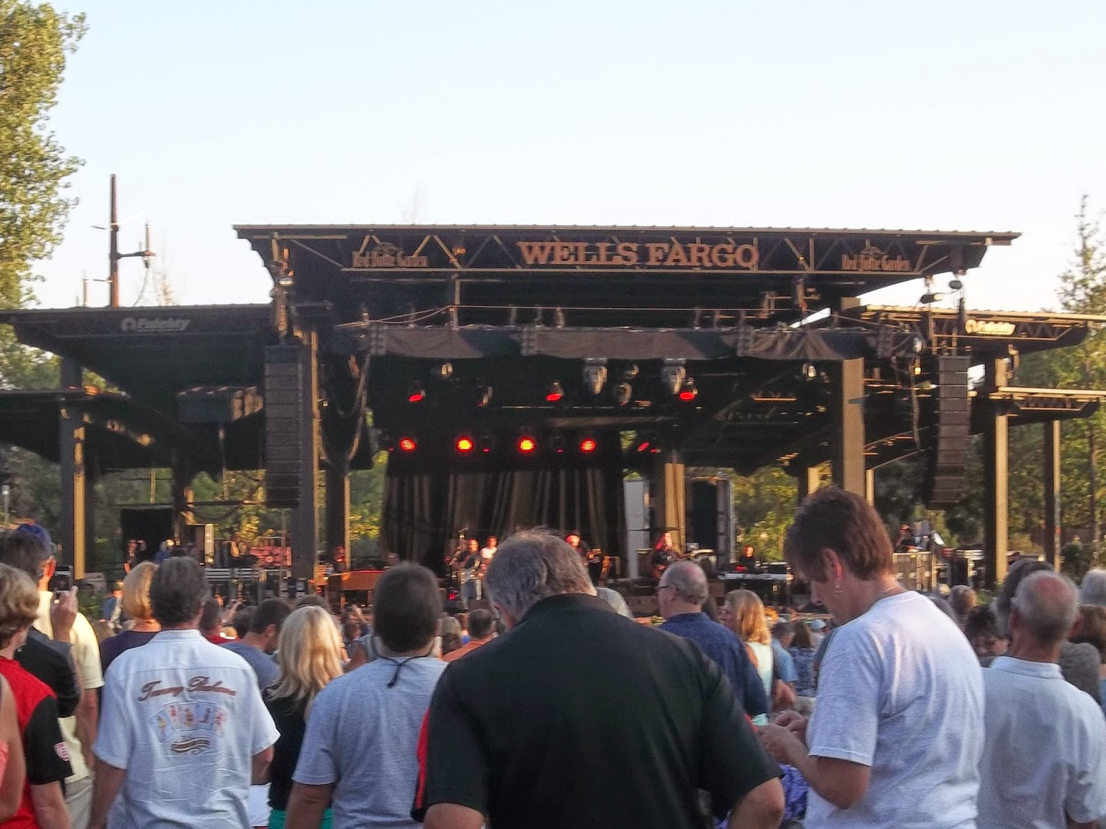 Red Butte Garden Is An Amazing Venue For Outdoor Concerts. This Picture Is  From The Crosby, Stills, U0026 Nash Concert In 2012, Which Was Fabulous (even  Though ...