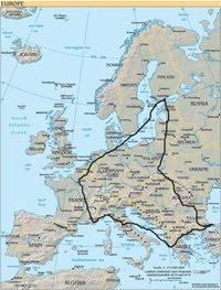Tarinat 261-287 Eurooppa 3.