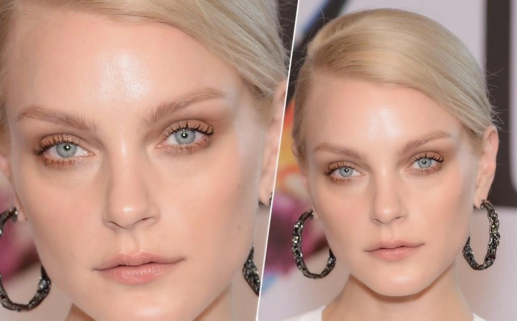 Maquiagem para o olhar mais iluminado e poderoso do que nunca